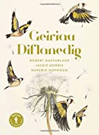 Geiriau Diflanedig (Welsh Edition) by Robert…