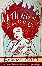 A Thing of Blood (A William Power Mystery…