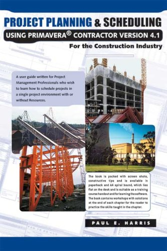 project-planning-scheduling-using-primavera-contractor-ver-41-for-the-construction-industry