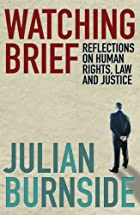 Watching Brief: Reflections on Human Rights,…