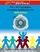 ITIL V3 Foundation Complete Certification…