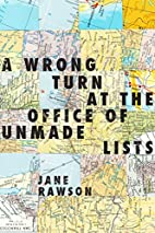 A Wrong Turn at the Office of Unmade Lists…