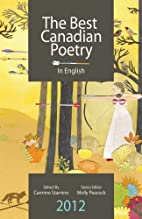 The Best Canadian Poetry in English 2012 by…