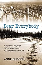 Dear Everybody: A woman's Journey from Park…