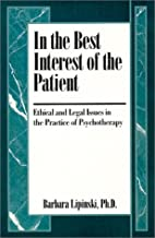 In the Best Interest of the Patient :…