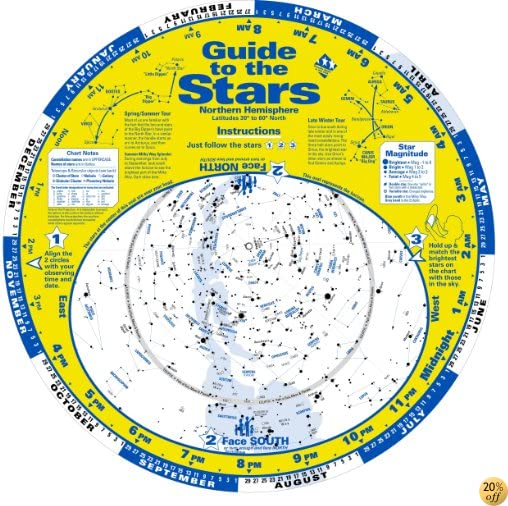 TGuide to the Stars