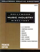 Hollywood Music Industry Directory: Premier…