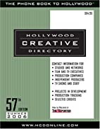 Hollywood Creative Directory by Hollywood…