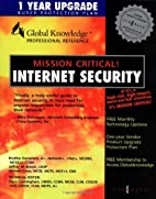 Mission Critical Internet Security (Mission…