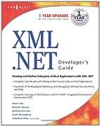 XML.NET Developer's Guide by Henk-Evert…