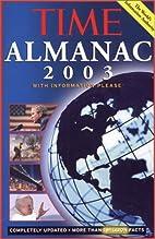 Time Almanac 2003 by Borgna Brunner
