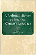 A Cultural History of Japanese Women's…