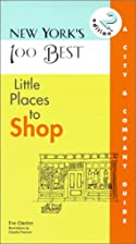 New York's 100 Best Little Places to Shop by…