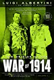 Albertini, Luigi: The Origins of the War of 1914