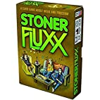 Stoner Fluxx Weed Card Game by Andrew Looney