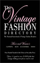 The Vintage Fashion Directory: The National…