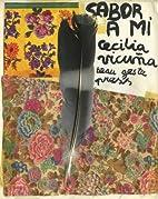 Samborami by Cecilia Vicuña