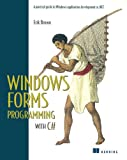 Brown, Erik E.: Windows Forms Programming With C#