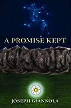 A Promise Kept (Codhill Press) by Joseph…