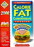 Borushek, Allan: The Doctor's Pocket Calorie, Fat & Carbohydrate Counter: Plus 80 Fast-Food Chains and Restaurants