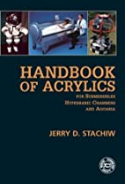 Handbook of Acrylics for Submersibles,…