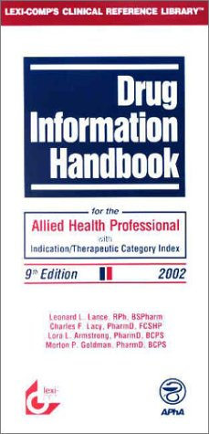 drug-information-handbook-for-the-allied-health-professional-with-indication-therapeutic-category-index