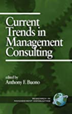 Current Trends in Management Consulting (HC)…