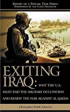 Exiting Iraq: Why the U.S. Must End the…