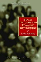 Social Inclusion and Economic Development in…