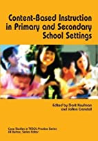 Content-based instruction in primary and…