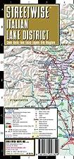 Streetwise Italian Lake District Map…