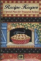 Recipe Keeper by Barbara C. Jones