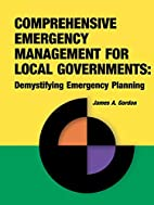 Comprehensive Emergency Management for Local…