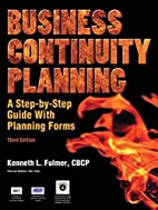 Business Continuity Planning: A Step-by-Step…