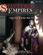 Shattered Empires RPG Quicklaunch (PCI1500)…