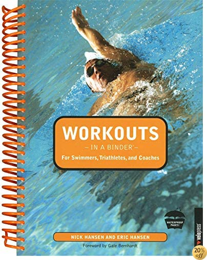 TWorkouts in a Binder for Swimmers, Triathletes, and Coaches