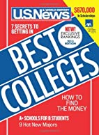 U.S. News Best Colleges 2013 by U.S. News &…