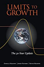 Limits to Growth: The 30-Year Update by…
