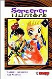 Akahori, Satoru: Sorcerer Hunters #8