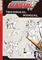 Gundam Technical Manual #1: Gundam Wing by…