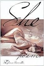 She: Poems by Stefanie Bernritter