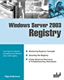 Kokoreva, Olga: Windows Server 2003 Registry