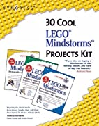 30 Cool LEGO Mindstorms Projects Kit: Dark…