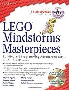 LEGO Mindstorms Masterpieces: Building…