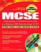 MCSE/MCSA Implementing and Administering…