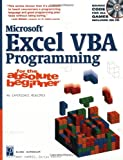Birnbaum, Duane: Microsoft Excel VBA Programming For The Absolute Beginner