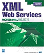 XML Web Services Professional Projects by…