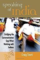 Speaking of India: Bridging the…