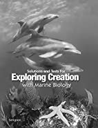 Exploring Creation with Marine Biology Tests…