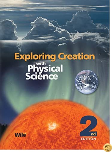 TExploring Creation with Physical Science,Textbook only